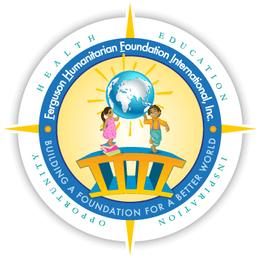 FERGUSON HUMANITARIAN FOUNDATION INTERNATIONAL, INC Sponsor Logo