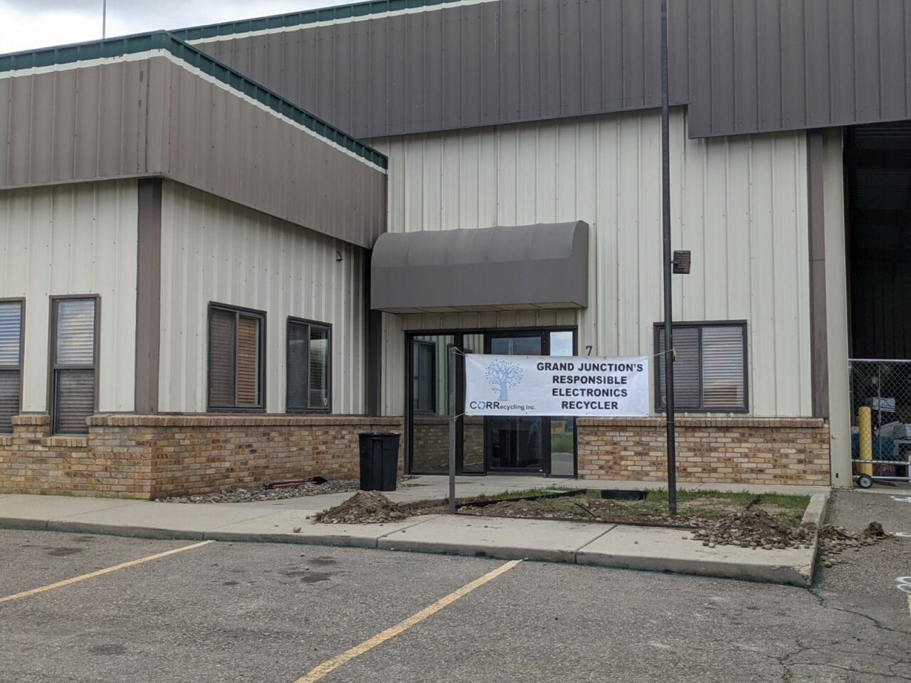 Correcycling, Inc. New Building in Grand Junction